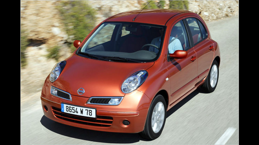 2.500 Euro auf die Hand: Nissan verlängert Wechselprämie