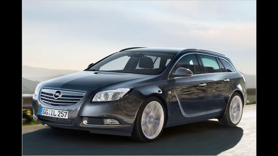 Opel Insignia Sports Tourer: Zwischen Nutzlast und Lifestyle
