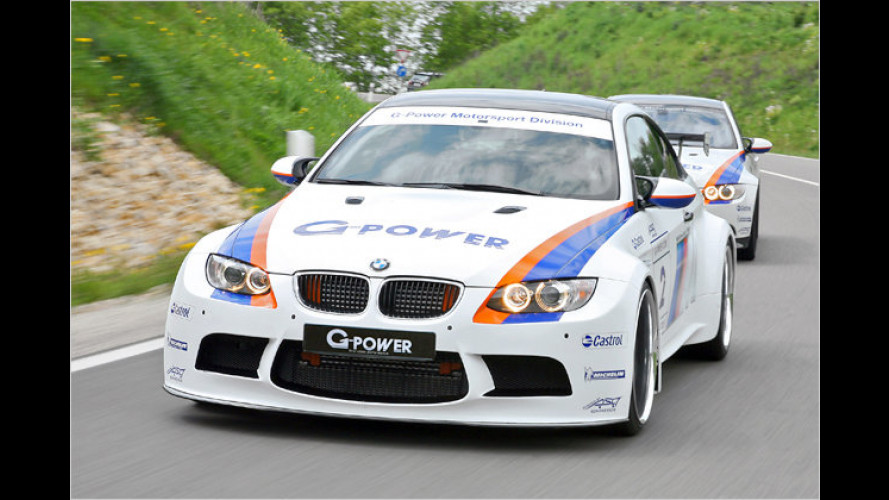 G-Power: Zwei superstarke BMW M3 Clubsport-Versionen