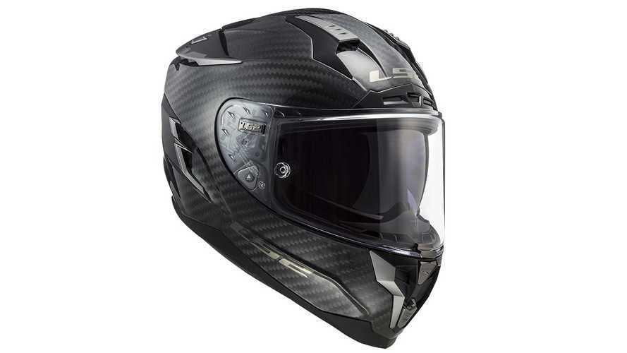 LS2 lanza su casco FF327 GT Challenger en fibra de carbono