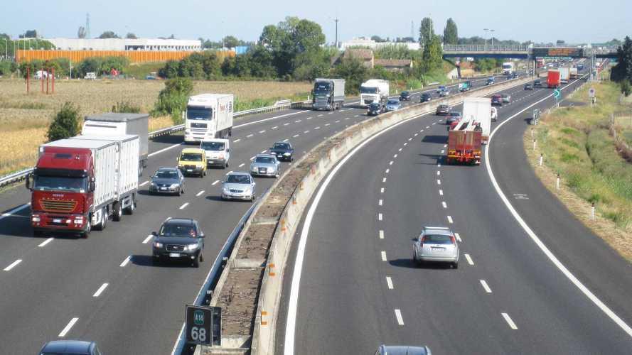 In autostrada a 150 km/h: l'Aci favorevole