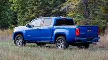 2019 Chevrolet Colorado Special Edition Pickups