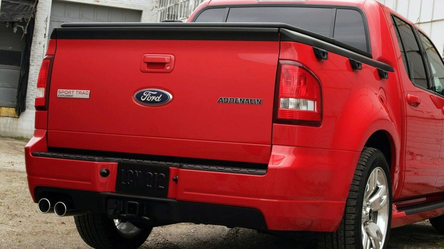 Ford Badlands And Adrenaline Trademarks Registered In U.S.