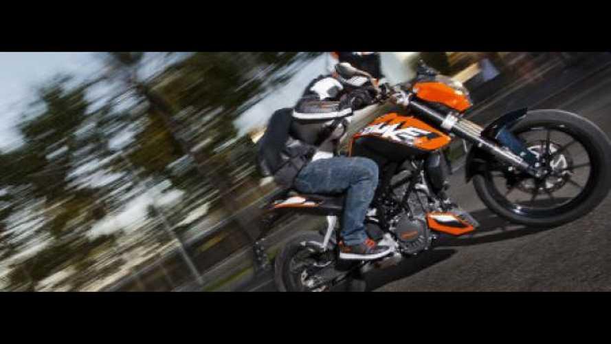 KTM Duke 200 lanciata in India