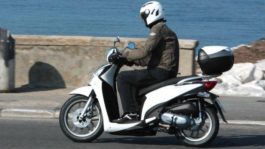 Kymco People One 125i 2013 - TEST