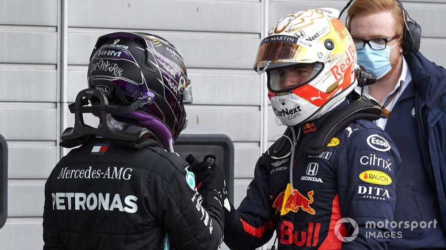 Horner: Verstappen Mercedes' first choice if Hamilton quits F1