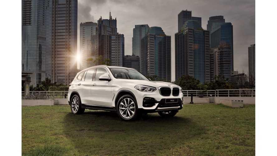 Makin Keren, New BMW X3 Hadir dengan Sejumlah Peningkatan