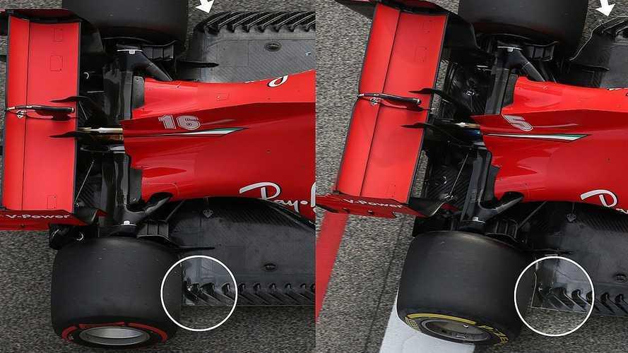 Ferrari выступала в Имоле с кривым днищем. Специально