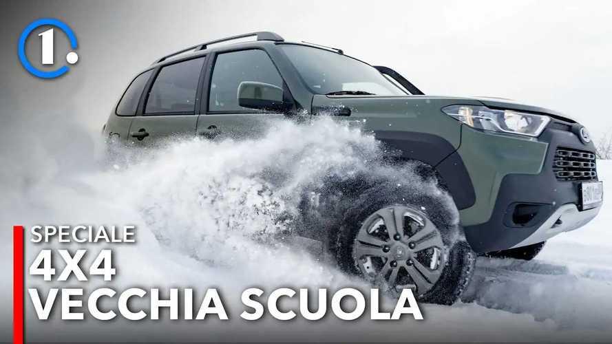 Lada Niva Travel: SUV Rusia yang Bersahaja, Solid tapi Tak Kencang