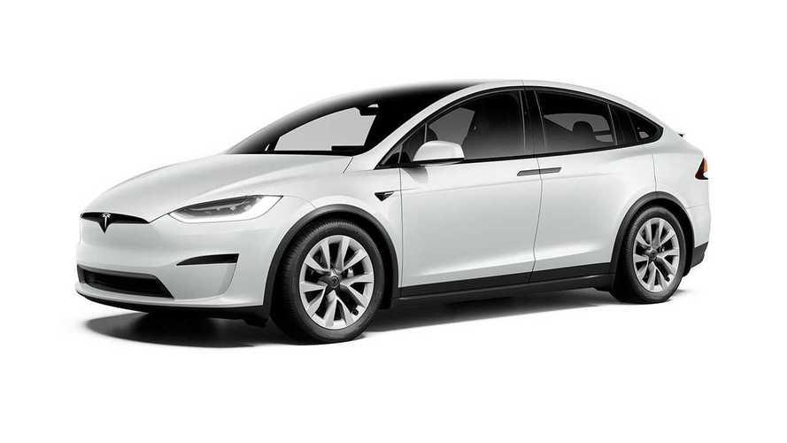 2021 Tesla Model X