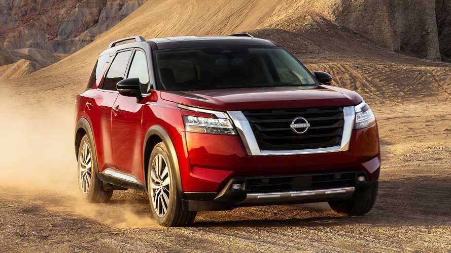 Nissan presenta le nuove generazioni di Pathfinder e Frontier