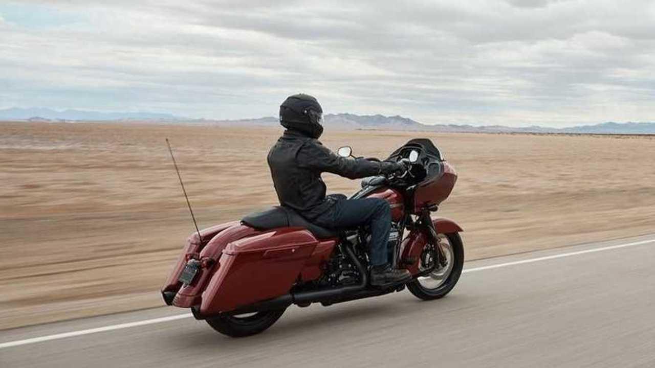 Harley Autonomous Braking