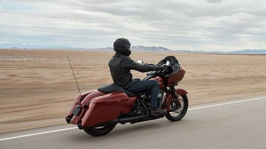 Harley-Davidson Patents Autonomous Braking System With Radar