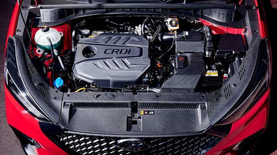 Hyundai: possibile stop allo sviluppo di nuovi motori diesel