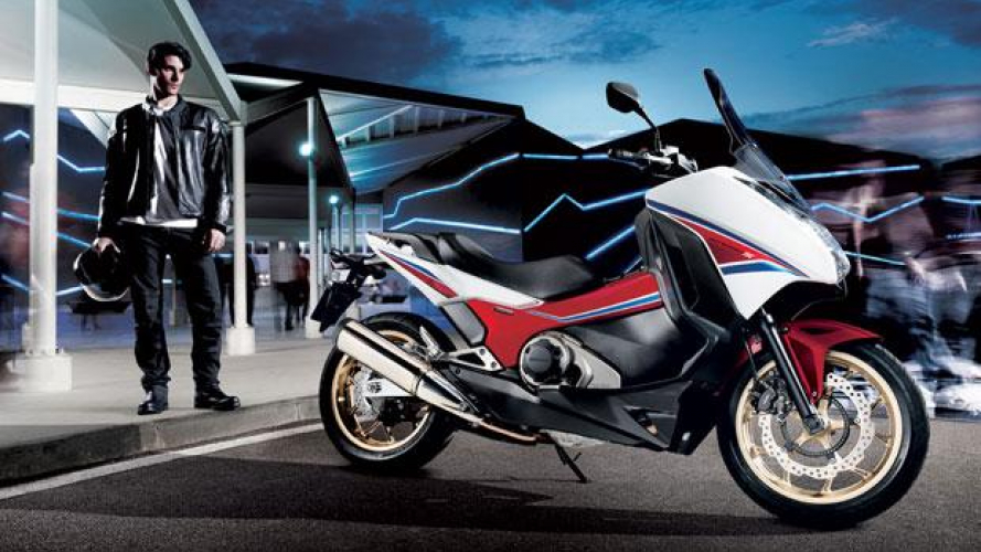 Honda Integra 750 my 2014: prezzi e accessori