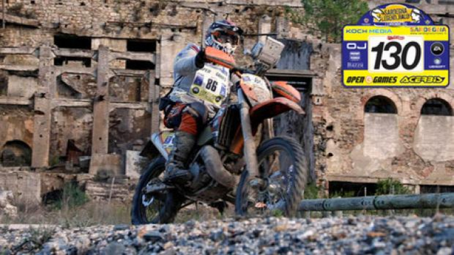 Sardegna Legend Rally 2012