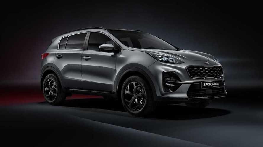 Kia Sportage Black Edition для России