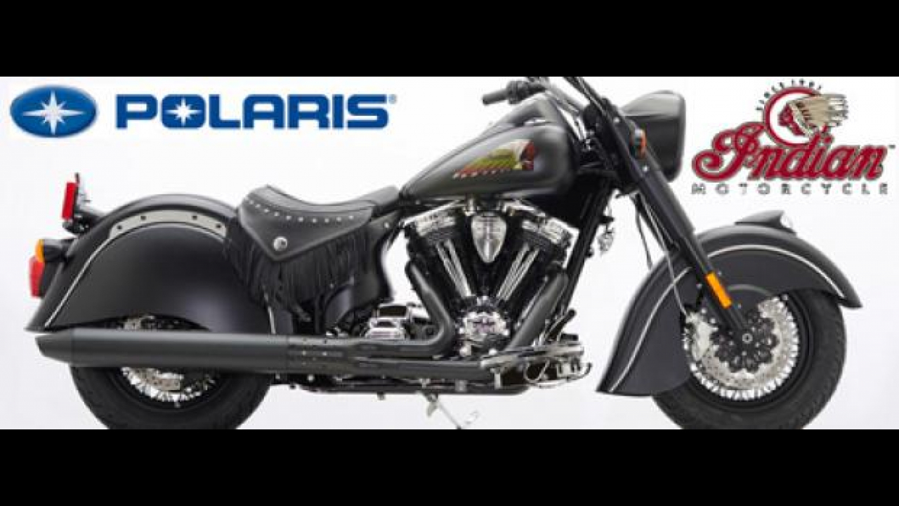 Polaris Industries ha acquisito Indian Motorcycles