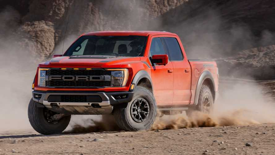 Confirmed: Ford F-150 Raptor R With V8 Power Coming In 2022