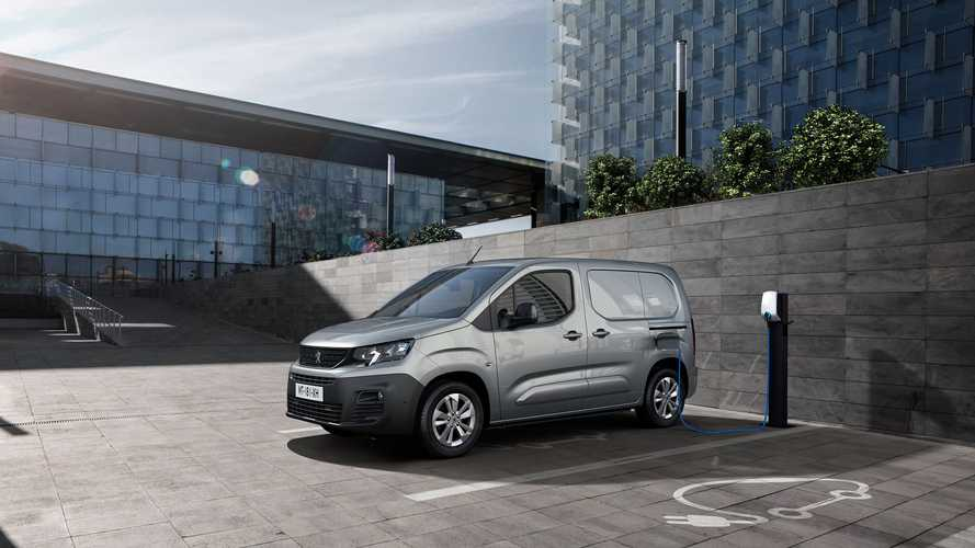 Peugeot e-Partner, il van elettrico con l'i-cockpit
