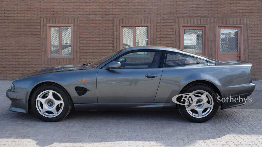Uno de los 40 Aston Martin Vantage Le Mans fabricados está en venta