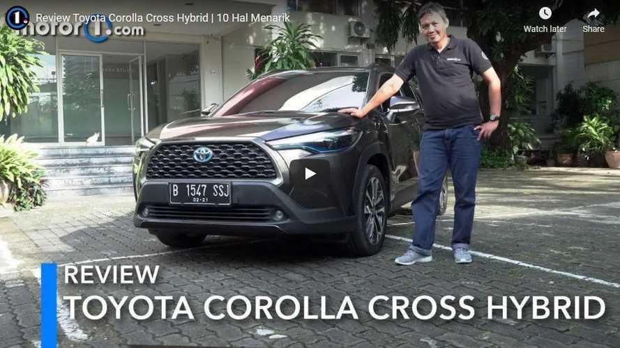 10 Hal Menarik Toyota Corolla Cross Hybrid, Bukan Cuma soal Harga