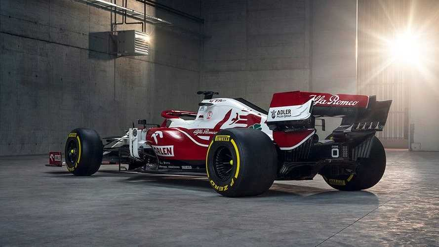 Alfa Romeo Racing C41 Formula 1 car revealed