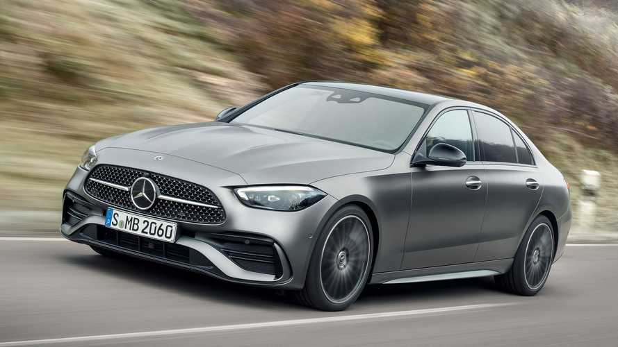 Mercedes-Benz Classe C berline (2021)