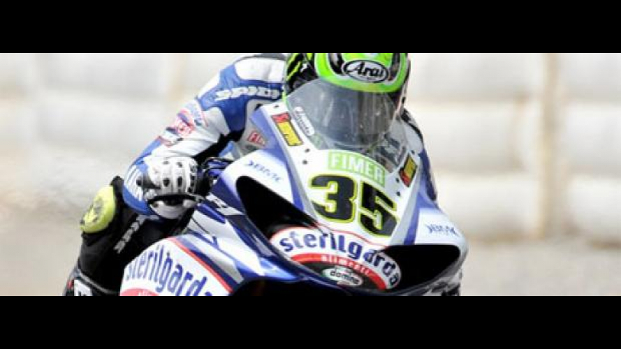 WBSK 2010, Silverstone, Superpole: Crutchlow show