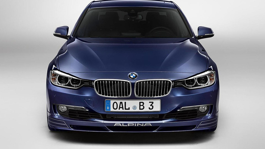 2013 Alpina B3 Bi-Turbo will do 190 mph