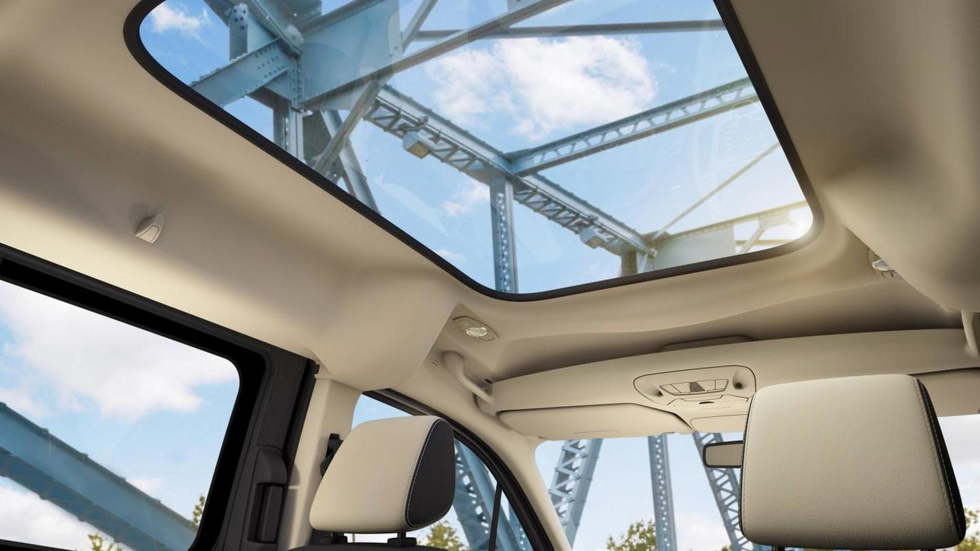 2014 Ford Transit Connect recalled for panoramic roof that