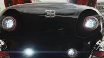 Futuristic Bugatti stars in Elysium