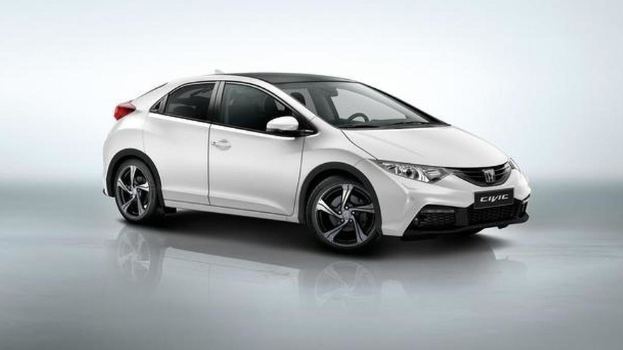 Honda Civic receives Aero Pack in Europe