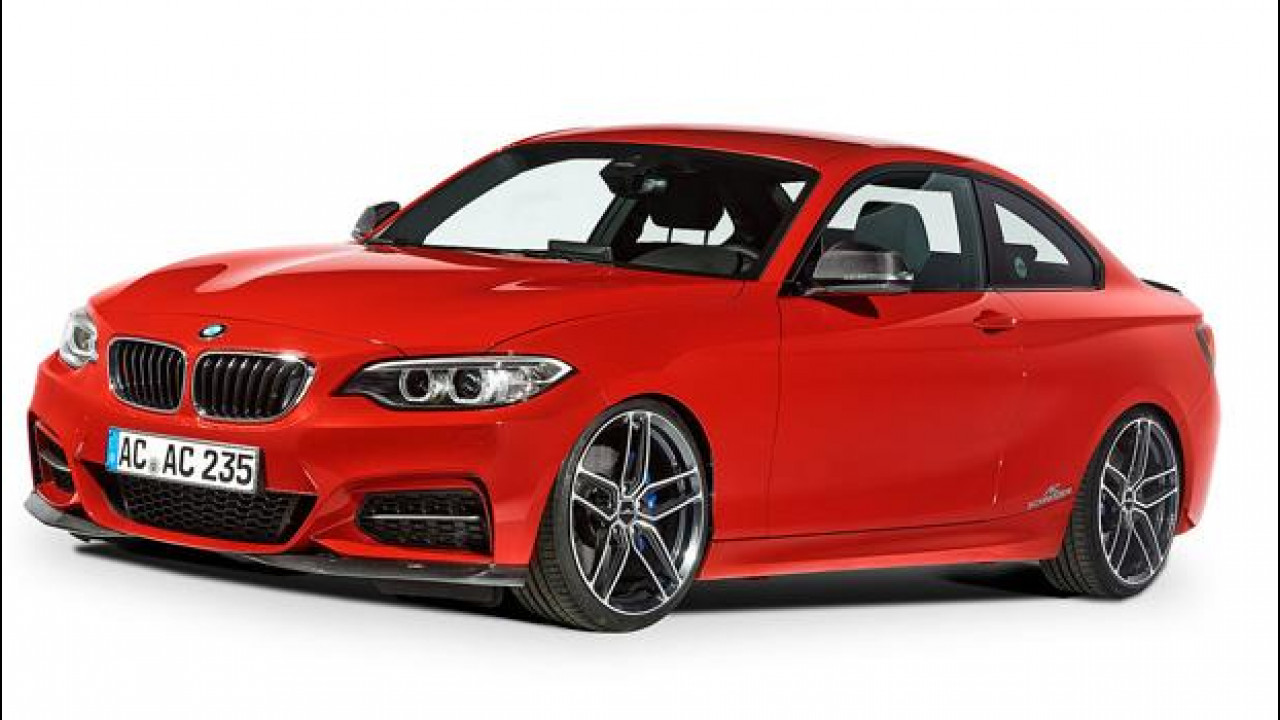 [Copertina] - BMW Serie 2 Coupé, modificata solo dove serve