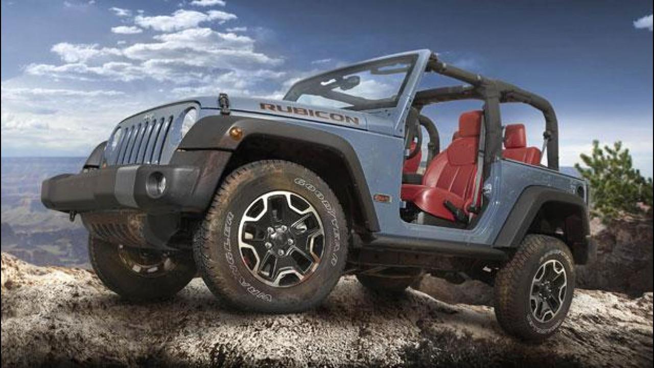 [Copertina] - Jeep Wrangler Rubicon 10th Anniversary Edition