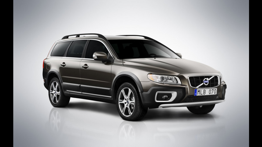Volvo V70, XC70 ed S80 model year 2012