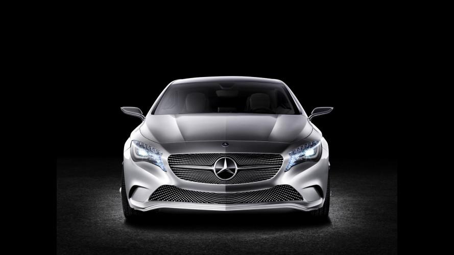 Rivoluzione Mercedes Classe A