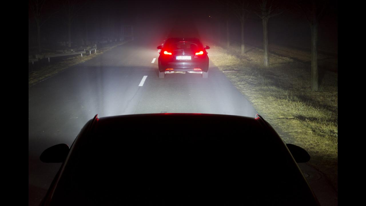 I fari a matrice di LED di Opel