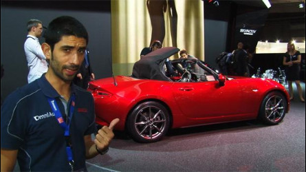 Mazda MX-5, che voglia di guidarti!