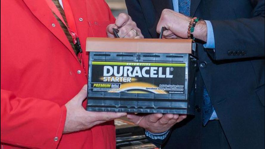 [Copertina] - Adesso le batterie auto sono anche Duracell