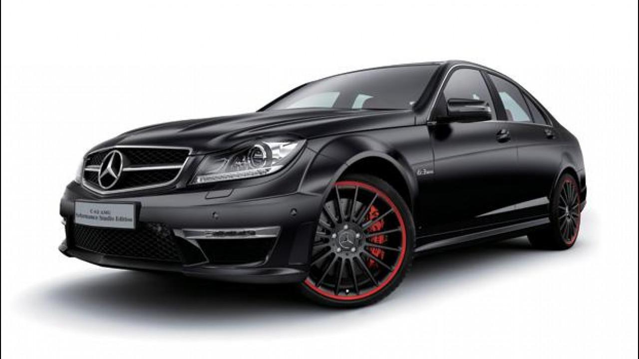 [Copertina] - Mercedes C 63 AMG Performance Studio Edition