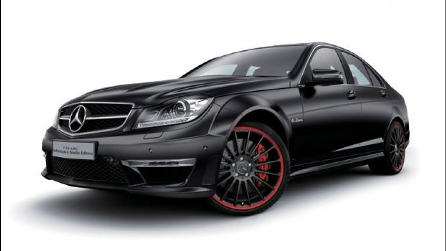 Mercedes C 63 AMG Performance Studio Edition