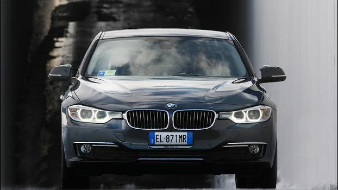 [Copertina] - BMW Serie 3 con Pacchetto Business Innovation