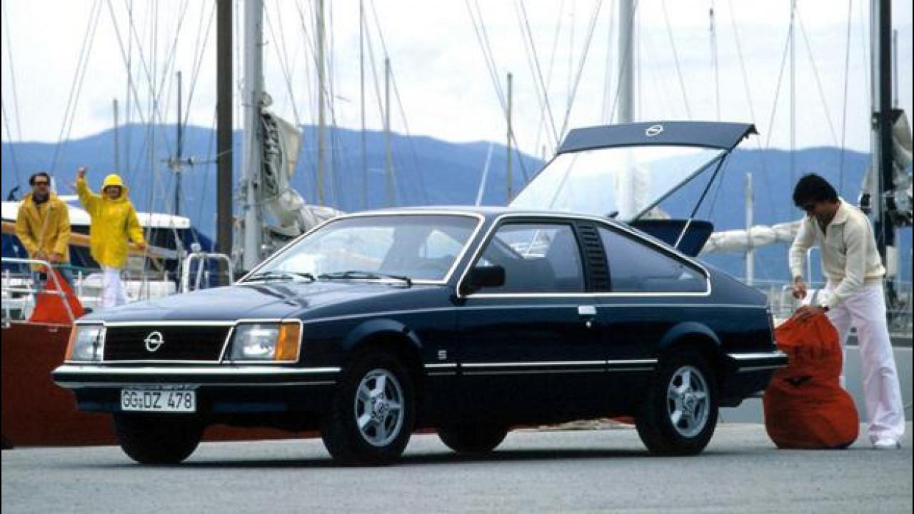 [Copertina] - Opel Monza, la coupé europea