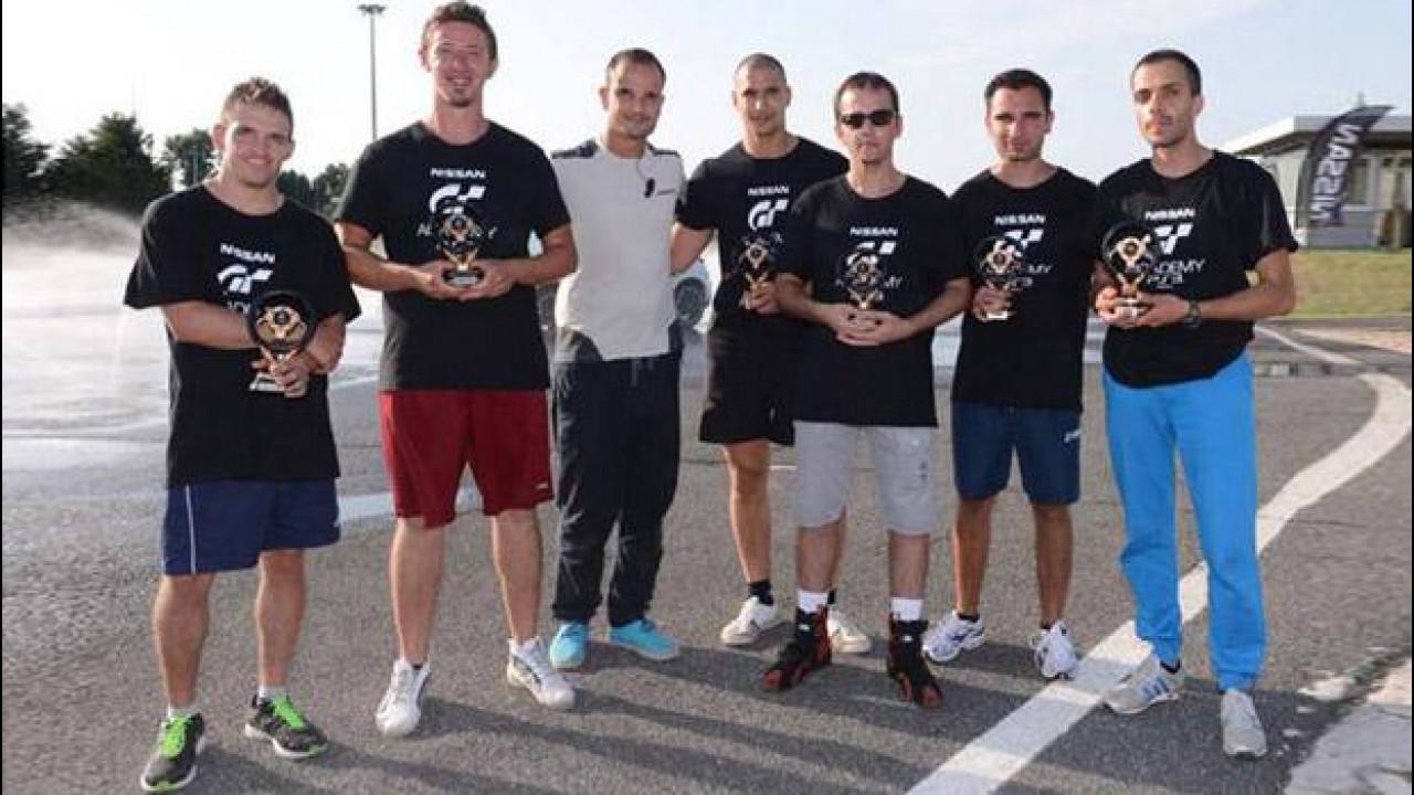 [Copertina] - GT Academy 2013: ecco i nomi dei 6 vincitori italiani