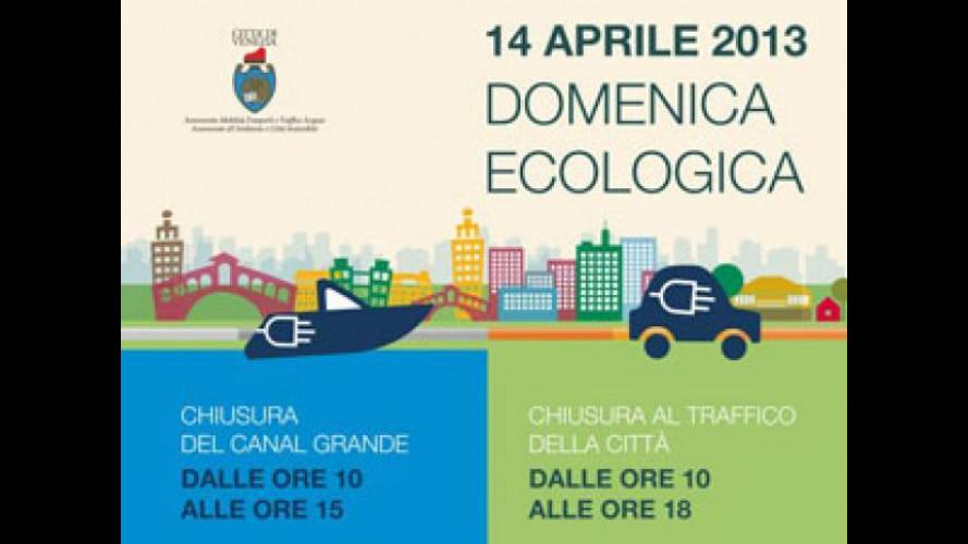 [Copertina] - Blocco del traffico a Venezia Domenica 14 aprile