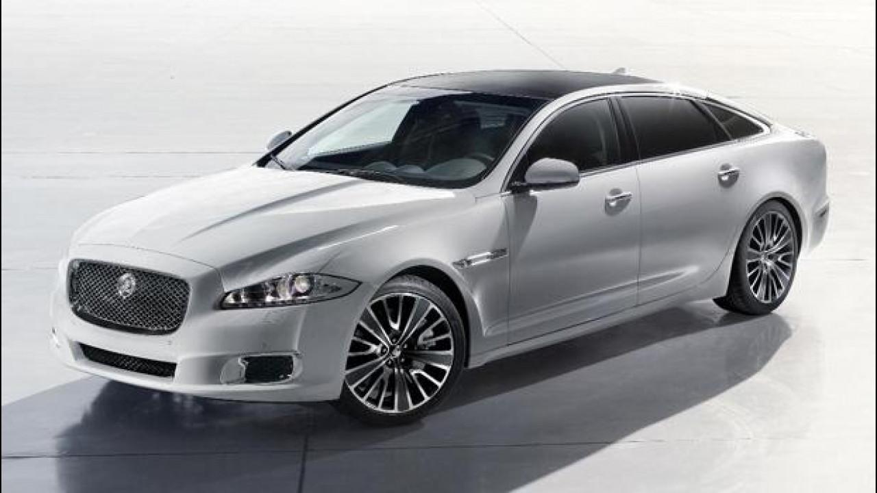 [Copertina] - Jaguar XJ Ultimate