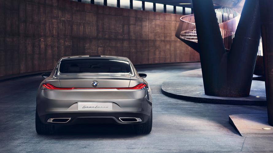 La BMW Série 9 n'est toujours pas au programme