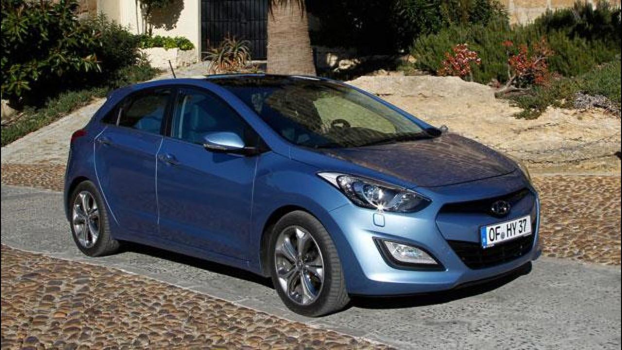 [Copertina] - La nuova Hyundai i30 si prova a Torino