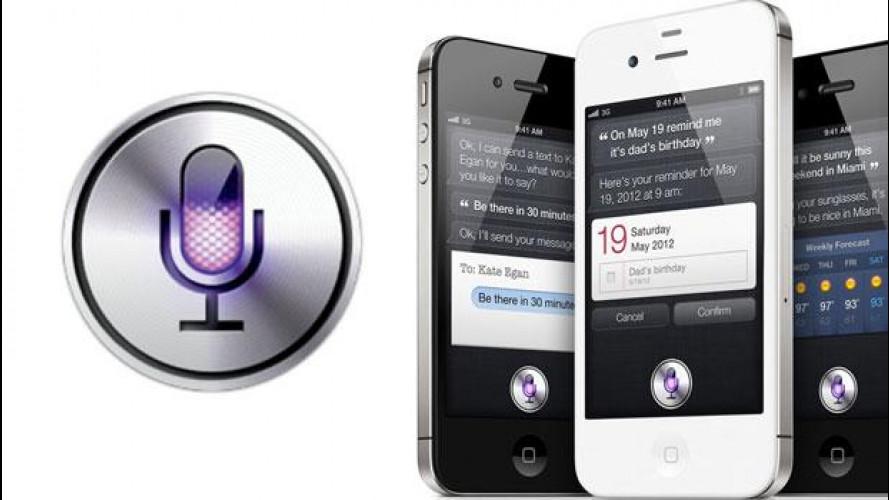 Siri di Apple sarà anche sui modelli Toyota, Honda e General Motors